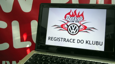 REGISTRACE DO KLUBU