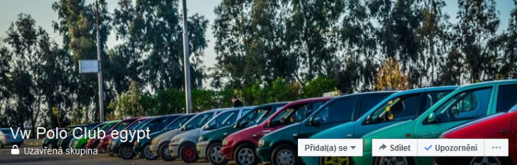 Vw Polo Club egypt